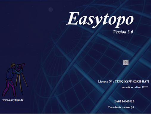 Image capture easytopo